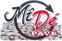 Mîdé Pavé - Pavage